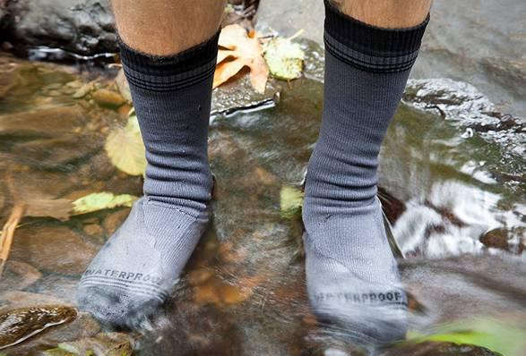 Meia Impermeável | Waterproof - Imagem - 3