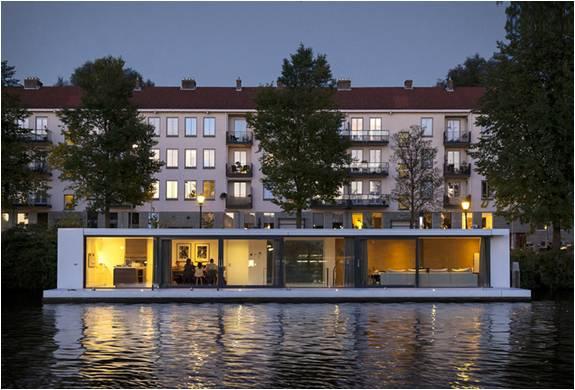 Watervilla | Por +31 Arquitetos - Imagem - 1