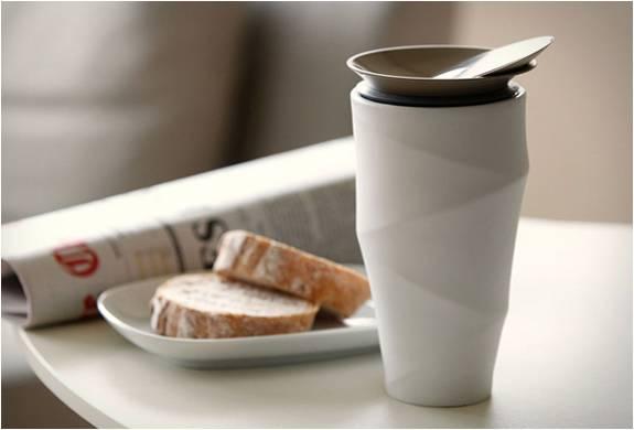 CANECA DE CAFÉ - WAVE COFFEE TUMBLER - Imagem - 2
