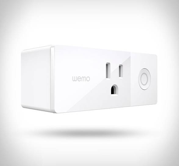 Plugue Mini Smart Wemo | Belkin - Imagem - 2