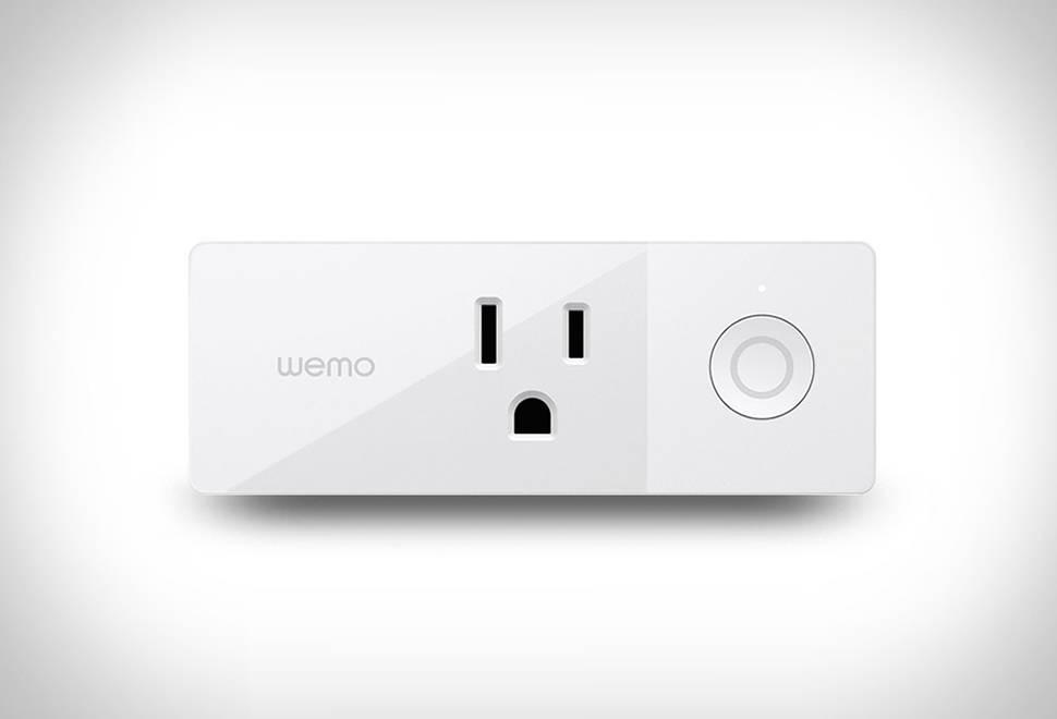 Plugue Mini Smart Wemo | Belkin