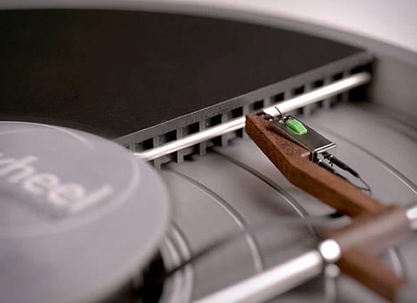 Tocador de Discos Roda giratória - Imagem - 4