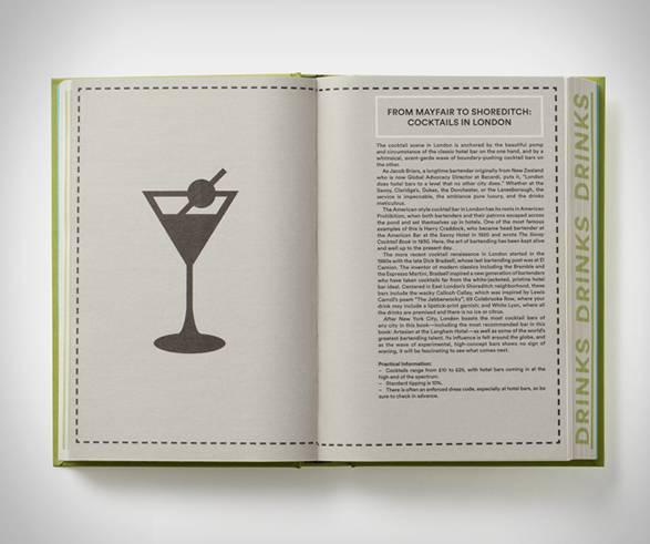 Livro: Where Bartenders Drink - Imagem - 2