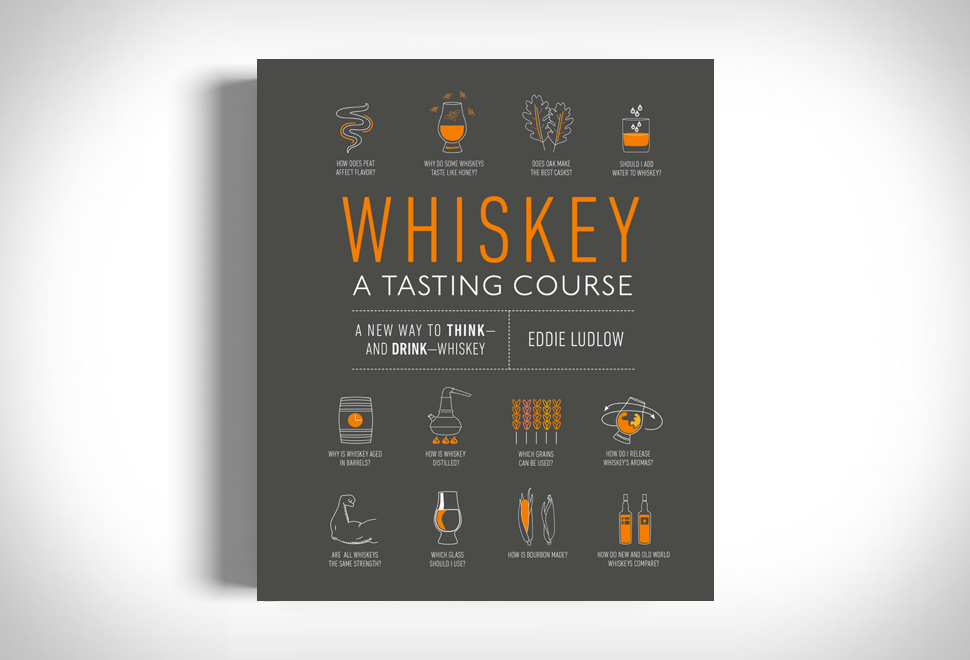 Manual Prático do WHISKEY: A TASTING COURSE - Imagem - 1