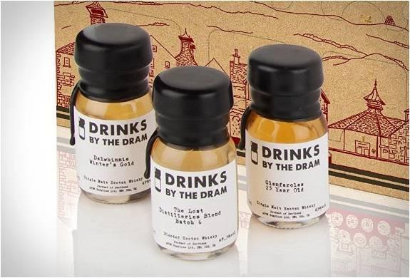 Calendário de Whisky - Imagem - 3