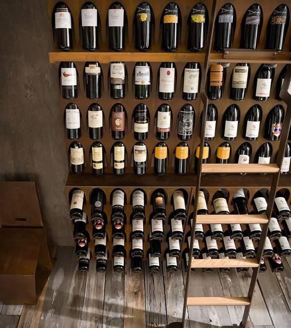 Estante Modular Wine Library - Imagem - 2
