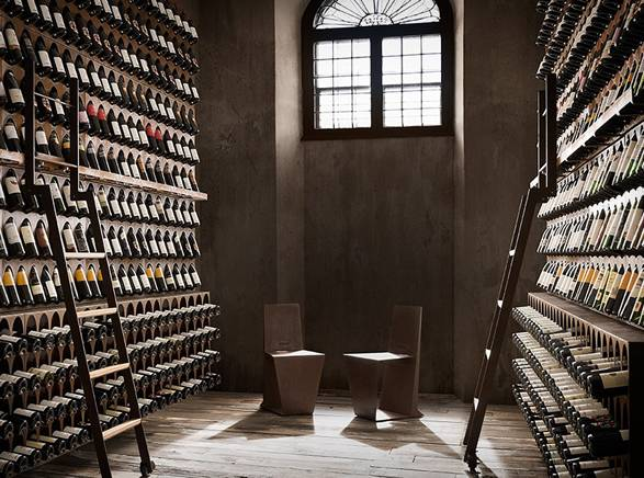 Estante Modular Wine Library - Imagem - 5