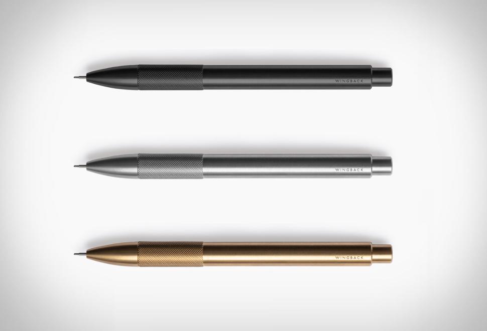 Lápis Mecânico - WINGBACK MECHANICAL PENCIL - Imagem - 1