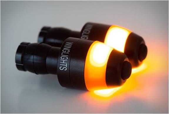 Luz de segurança para Bicicletas e Motos - Winglights - Imagem - 4