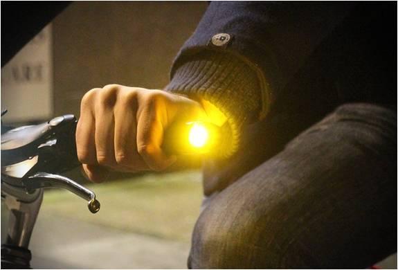 Luz de segurança para Bicicletas e Motos - Winglights - Imagem - 5