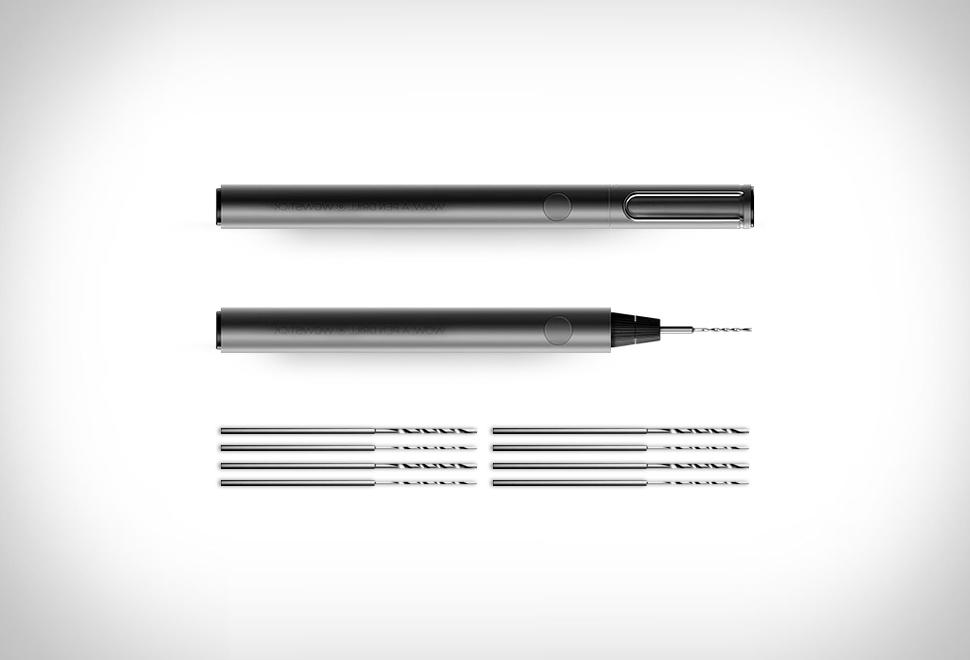 Chave de fenda elétrica multifuncional em forma de caneta - Imagem - 1