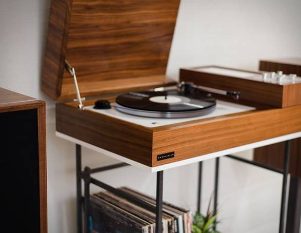 Console Loft Record | Wrensilva - Imagem - 4