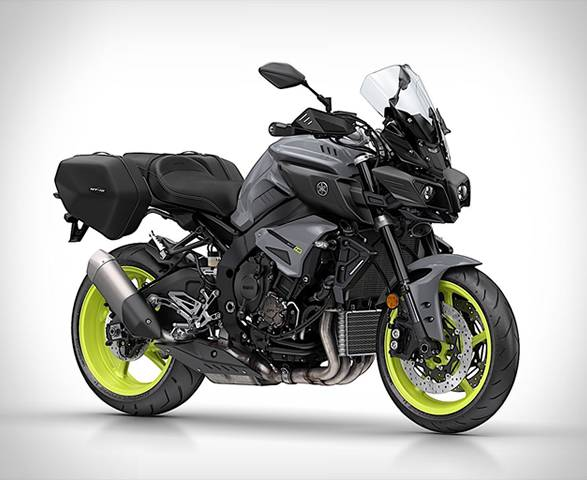 Moto Yamaha MT-10 Tourer Edition - Imagem - 2