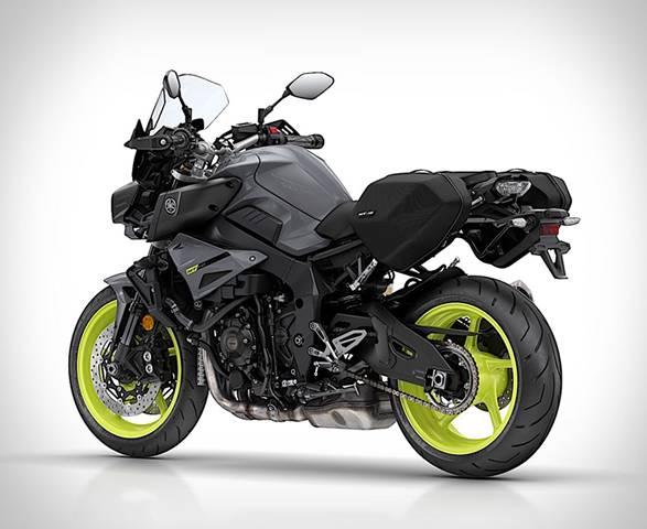 Moto Yamaha MT-10 Tourer Edition - Imagem - 3