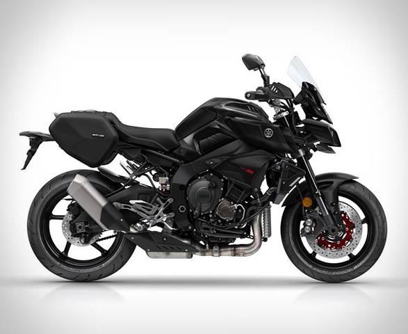Moto Yamaha MT-10 Tourer Edition - Imagem - 4