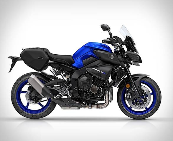 Moto Yamaha MT-10 Tourer Edition - Imagem - 5