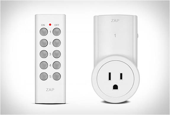 ZAP - Controle remoto para eletrônicos sem fio