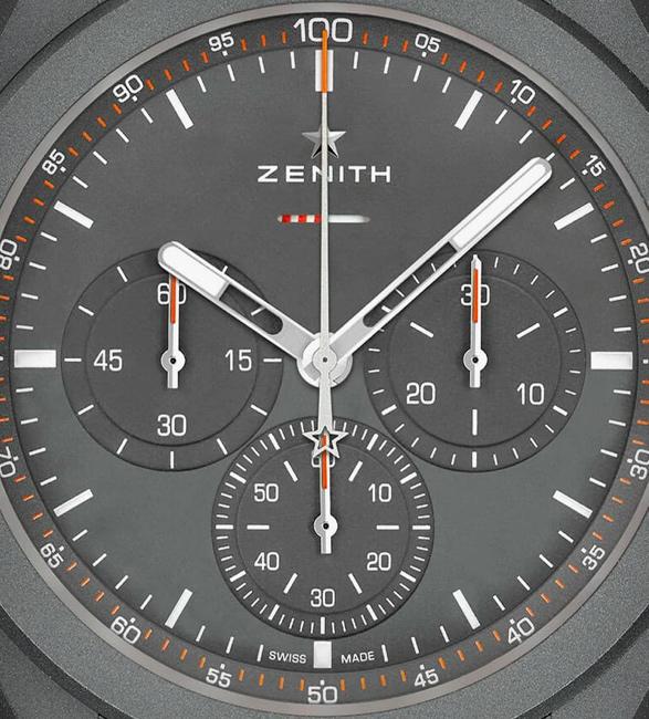 Relógio Edição Limitada que Presta Homenagem ao Land Rover Defender - ZENITH DEFY 21 LAND ROVER EDITION - Imagem - 3