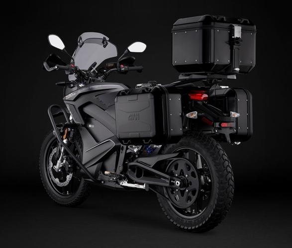 MOTO FLORESTA NEGRA - Zero DSR Black Forest - Imagem - 3