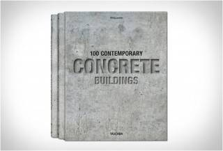 100 EDIFÍCIOS CONTEMPORÂNEOS DE CONCRETO
