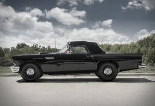 Ford Thunderbird F-Bird 1957