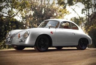 Porsche Fora da Lei - 356A Emory 1959