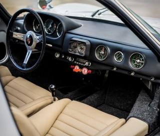 Deslumbrante Carro Esportivo - Porsche 904 GTS 1964 - Imagem - 3