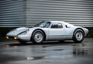 Deslumbrante Carro Esportivo - Porsche 904 GTS 1964