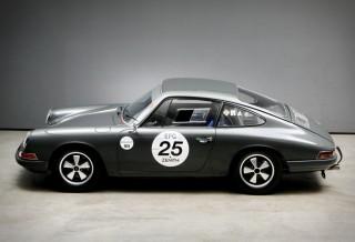 Carro de Corrida Porsche 911 - 1965