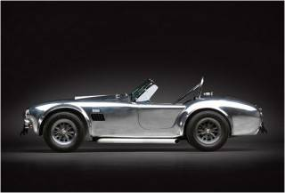 CARRO CLÁSSICO 1965 SHELBY 289 COBRA ALLOY