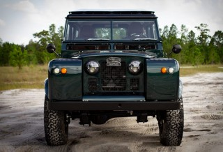 Land Rover Series 2A - 1967