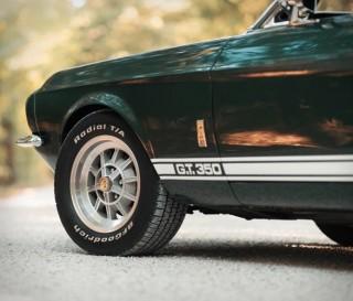 Shelby Mustang GT350 - 1967 - Imagem - 2