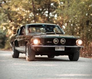 Shelby Mustang GT350 - 1967 - Imagem - 3