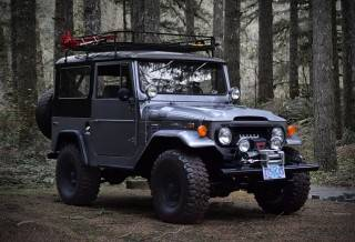 Toyota Land Cruiser 1971