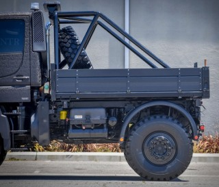 Caminhão Off-road Mercedes-Benz Unimog U500 - Imagem - 2