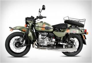 MOTO SIDE-CAR 2015 URAL GEAR-UP