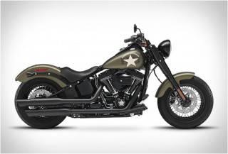 Softail Slim S 2016 | Harley Davidson