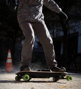 Skateboard LEIF TECH - Imagem - 2