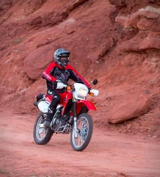 Moto Honda XR650L 2020 - Imagem - 4