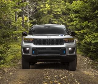 Jeep Grand Cherokee 4xe - Imagem - 2