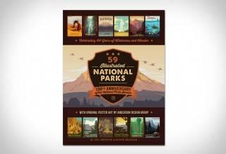 59 Parques Americanos Ilustrados
