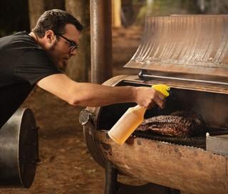 Aula de churrasco Americano com AARON FRANKLIN - Imagem - 2