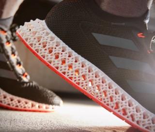A Adidas apresentou seu tênis de corrida mais avançado até o momento - 4DFWD Shoes - Imagem - 2