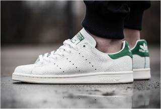 TÊNIS ADIDAS STAN SMITH CRACKED LEATHER