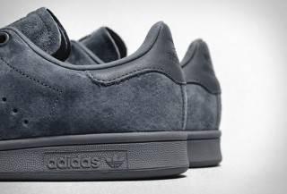 Tênis Stan Smith Cor Ônix   Adidas - Imagem - 3
