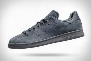 Tênis Stan Smith Cor Ônix   Adidas - Imagem - 5