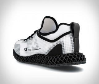 Adidas Y-3 Runner 4D IO - Imagem - 4