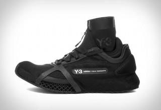 Tênis de Corrida Masculino - Adidas Y-3 Runner 4D IOW
