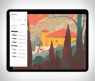 Novo Aplicativo de Desenho e Pintura para IPAD - ADOBE FRESCO - Imagem - 4