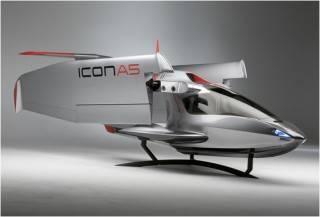AERONAVES ICON A5